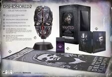 Dishonored 2 Collectors Edition Limited PS4 Playstation 4 *NEW SEALED*