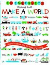 Ed Emberley's Drawing Book - Make a World : Learn to Draw the Ed Emberley...