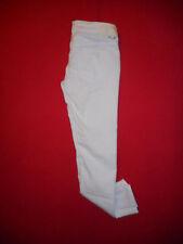 DIESEL GHOSH 003A7 - Ladies Femme Cream Designer Denim Jeans - W28 L30 - K493