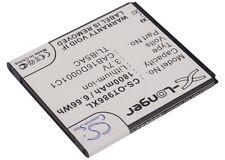 BATTERIA agli ioni di litio per Alcatel One Touch 986 tlib5ac cab16d0001c1 cab16d0003c1 ot-98