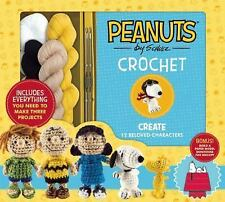 Peanuts Crochet Pattern book and Kit  by Kristen Rask (2015, Kit)