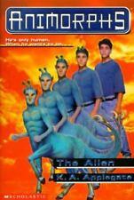 The Alien Animorphs #8