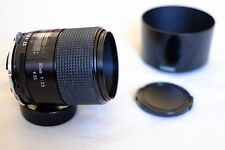 Tamron 90mm f2.5 Macro Lens - Manual Adaptall 2 - Nikon Mount Supplied