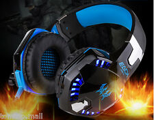 EACH G2000 Dedicated Professional Game Gaming Headphone Headset with Microphone