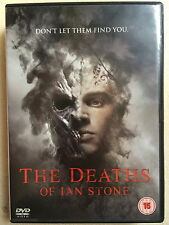 Christina Cole, Mike Vogel THE DEATHS  OF IAN STONE ~ 2007 Horror Film | UK DVD