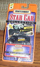 1997 MISSION IMPOSSIBLE VAN Matchbox Star Car Die Cast Mint on Card Series 1
