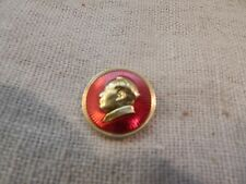 Vintage Chinese Chairman Mao Pin Pinback 3/4""