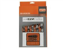 Bahco Auger Wood Drill Bit Set 6 Piece 10,13,16,19,22,25MM SB-9526/S6 New