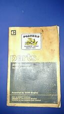 D5B Tractors Special Application Powered By 3306 Engine Caterpillar Parts Book