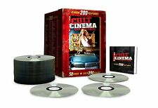 CULT CINEMA COLLECTION 200 CLASSIC FEATURES 50 DVD Set TV Show Series Lot Box R1