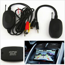 Wireless 2.4Ghz RCA Video Transmitter & Receiver Kits Use Car Reversing Camera
