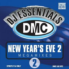 DMC Essential New Year's Eve Vol 2 Megamixes Music DJ CD