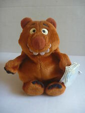 TOY STORY 2 Star Bean BEAR CRITTER soft plush beanie beanbag toy NWT Disney