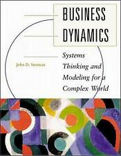 Business Dynamics: Systems Thinking and Modeling for  a Complex World with CD-RO