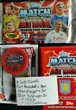 MATCH ATTAX 2012-2013 X401CARDS +