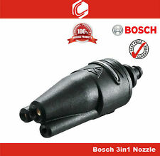 Bosch 3 in 1 Nozzle for AQT pressure washers (Attachment)