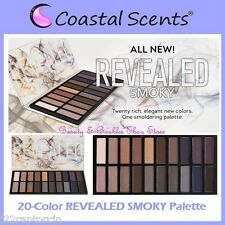 NEW Coastal Scents 20-Color REVEALED SMOKY Eye Shadow Palette FREE SHIP Smokey