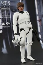 HOT TOYS Exclusive Star Wars Episode IV Luke Skywalker Stormtrooper Disguise Ver