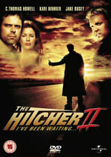 THE HITCHER 2 IVE BEEN WAITING C THOMAS HOWELL JAKE BUSEY UNIVERSAL REG2 DVD NEW