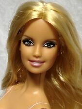 Nude Collector Edition Barbie Doll Heidi Klum Top Model Blonde Ambition