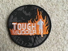 Tought Mudder 4 inch Embroidered Patch (set of 4)