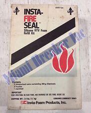 Insta-Fire Seal Silicone Rtv Fosm Refill Kit