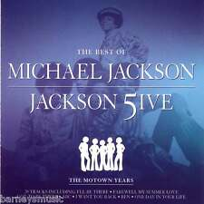MICHAEL JACKSON & AND THE JACKSON FIVE 5 (NEW CD) VERY BEST OF / GREATEST HITS