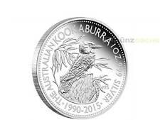 1 $ Dollar WMF Berlin 25 Jahre Kookaburra Australien 1 oz Silber PP 2015