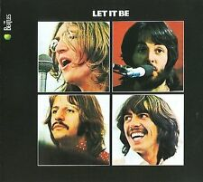 Let It Be [Digipak] by The Beatles (CD, Sep-2009, Apple Corps)