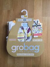 The Gro Company - Baby Travel Grobag Sleeping Bag Newborn - 2.5 Tog 0-6m - NEW