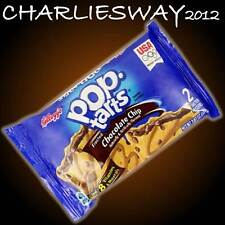 KELLOGGS POPTARTS 100Gr CHOCOLATE CHIP CEREALI AL CIOCCOLATO MADE IN AMERICA