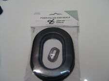 GENUINE DAVID CLARK FOAM FILLED EAR SEALS p/n - 18316G-02 1pair
