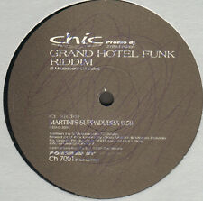GRAND HOTEL FUNK - Riddim - Chic Records