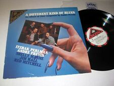 PERLMAN/PREVIN/MANNE/HALL/MITCHELL Different Kind Of Blues ANGEL DIGITAL NM!