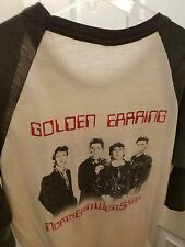Xl Vintage  Golden Earring rock band concert tour jersey T shirt