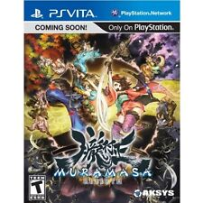 Muramasa Rebirth Game PS Vita - Brand new!
