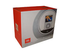 JBL radial micro altavoces estación de acoplamiento para iPhone iPod blanco * 38