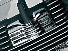 Kuryakyn 7260 Chrome Spark Plug Head Bolt Covers for 1999-2013 Harley Touring