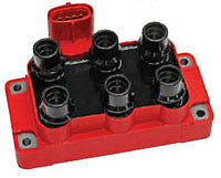 MSD 5529 Street Fire Ford 6-Tower Coil Pack DIS '01'04