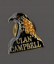 Pin's boisson / whisky clan Campbell