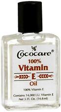 Cococare 100% Vitamin E Oil, 0.50 oz