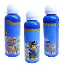 Templar Character Metal Drink bottle with Leak proof lid - Paw Patrol Blue