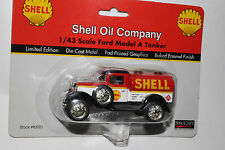Speccast Ford Model A Shell Oil Tanker Truck, 1/43rd Scale