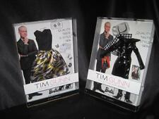 2012 Tim Gunn Collection Barbie Doll Shirt & Skirt + Trench Coat W3484 & W3464