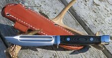 Bark River Knives, Canoe, A-2, field knife, hunting, camping, prepping