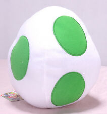 "8"" Nintendo Super Mario YOSHI EGG Plush Doll Stuffed Plush Toy"