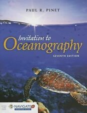 Invitation to Oceanography by Paul R. Pinet (2014, Merchandise, Other)