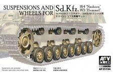 AFV Club AF35194 1/35 Nashorn / Hummel Suspensions And Wheels