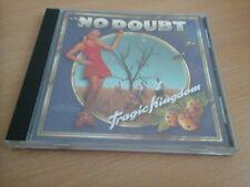 NO DOUBT - Tragic Kingdom - CD ALBUM