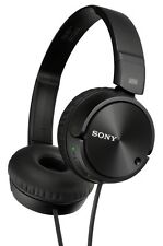 SONY MDR-ZX110NC NOISE CANCELLING HEADPHONES+30MM DYNAMIC DRIVERS+80 Hrs. BATT.